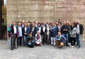 Teilnehmer am Regierungsbunker in Ahrweiler